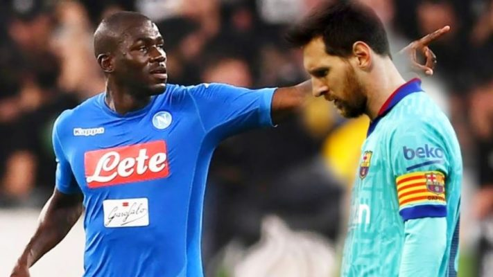 Naples: Koulibaly les raisons de son absence contre le Barça