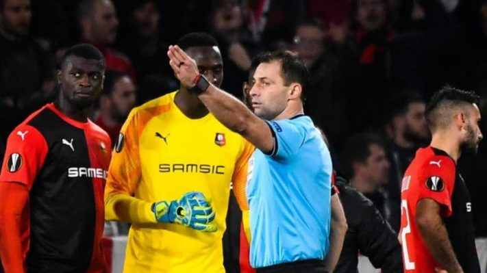 Edouard Mendy raconte le forcing de Mbaye Niang