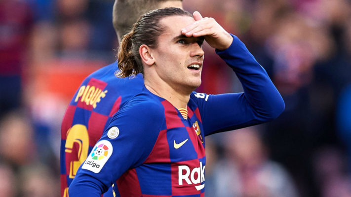 PSG : La direction favorable à la venue d'Antoine Griezmann