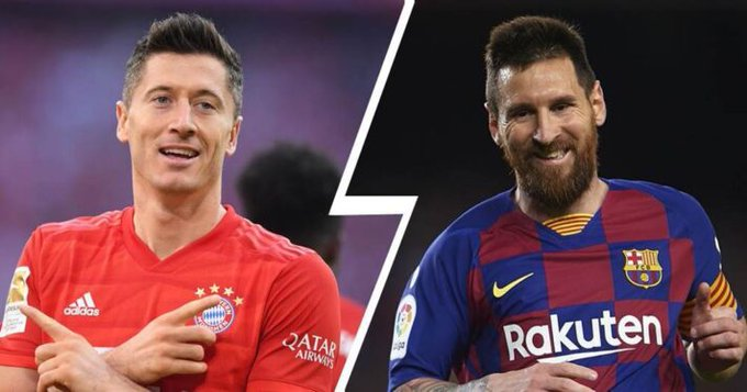 Un duel Messi-Lewandowski : le tableau complet du Final 8