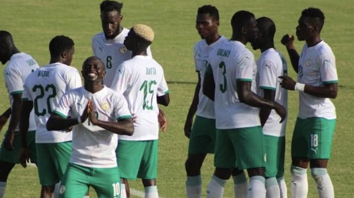 Le Sénégal se qualifie à la CAN 2022 au Cameroun